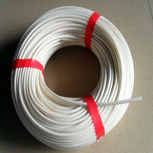 Silicon Rubber Coated Fibreglass Sleeve